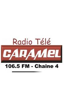 RADIO TELE CARAMEL poster
