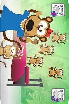 Monkeys on the Bed screenshot 1