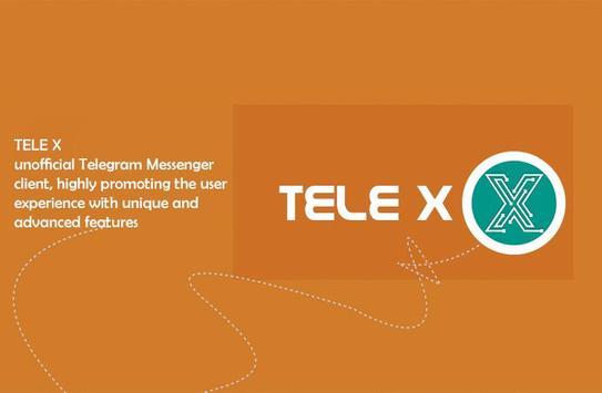 Tele X постер