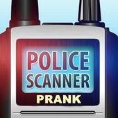 Police Scanner Prank - Police Radio Joke icon