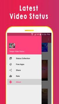 Telugu Video Songs Status : Telugu Status 2018 poster