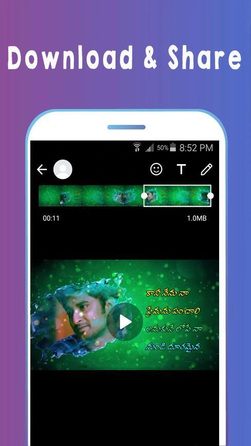 Telugu Video Songs Status Telugu Status 2018 For Android Apk Download