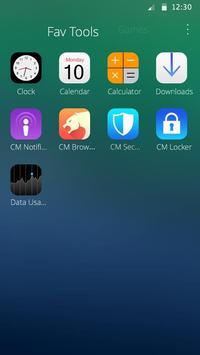 peluncur iPhone apk screenshot