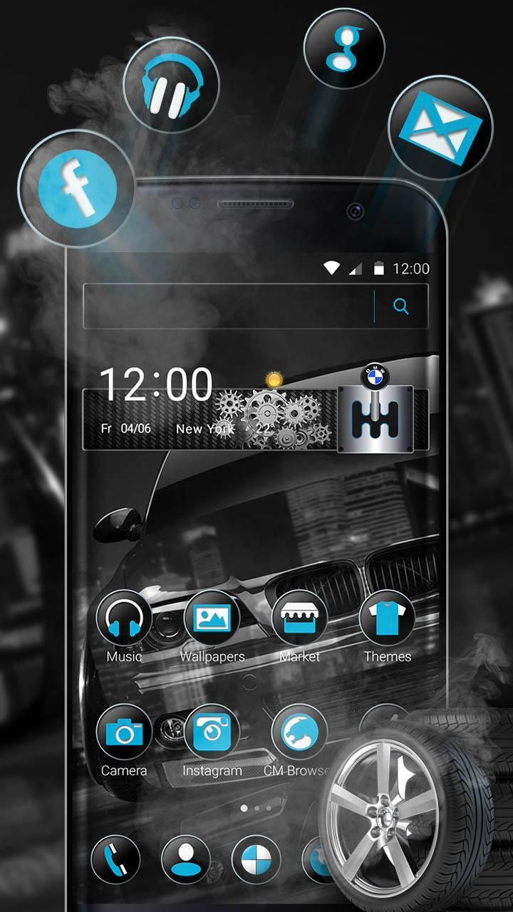 Black BMW for Android - APK Download
