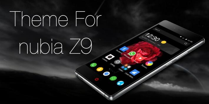 Theme for Nubia Z9 apk screenshot