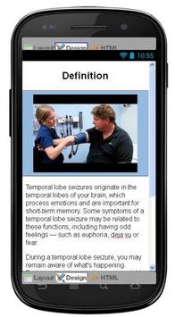Temporal Lobe Seizure Disease for Android - APK Download