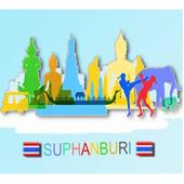 Travel of Suphunburi icon