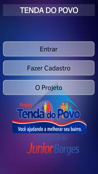 Tenda do Povo - Camaçari poster