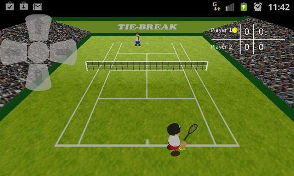 Tie-Break apk screenshot