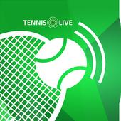 Tennis TV Live - Tennis Television - Live scores icon