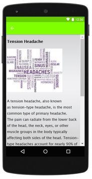 Tension Headache screenshot 1