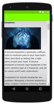 Tension Headache screenshot 2