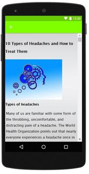 Tension Headache screenshot 4