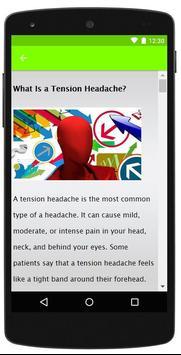 Tension Headache screenshot 5