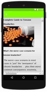 Tension Headache screenshot 6