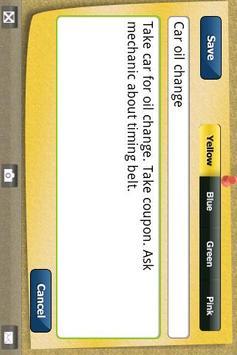 uTrack screenshot 1