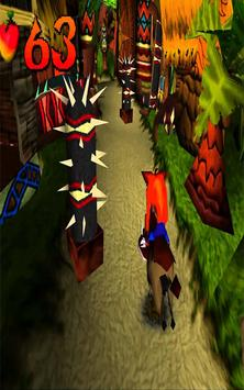 Super Bandicoot crazy and lovely jungle adventures screenshot 3