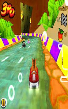 Super Bandicoot crazy and lovely jungle adventures screenshot 1