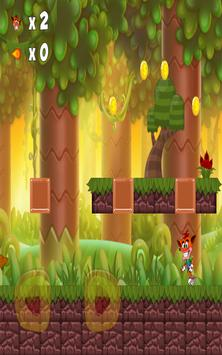 Super Bandicoot crazy and lovely jungle adventures screenshot 5