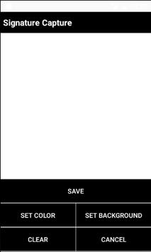 SignatureCapturePro poster