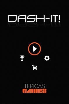 Dash-it! poster