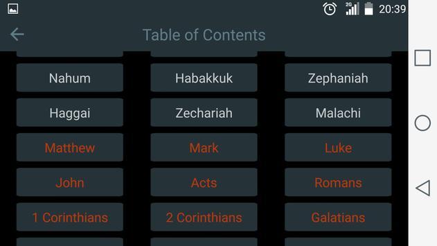 Matthew Henry Bible Commentary apk screenshot