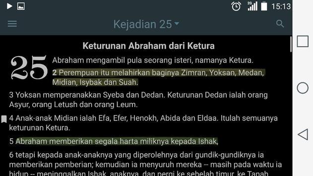 Alkitab screenshot 14
