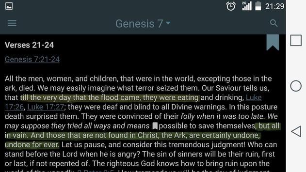 Bible Commentary screenshot 18