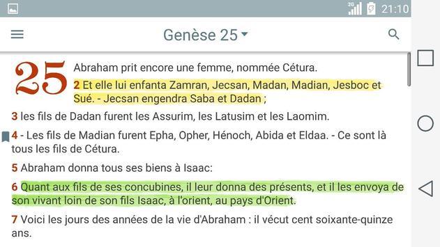 La Bible screenshot 16