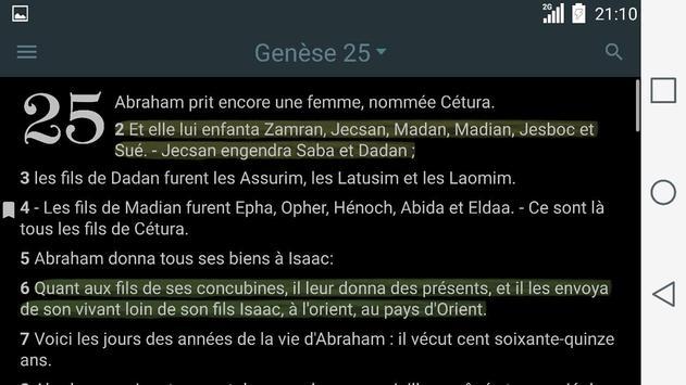 La Bible screenshot 22