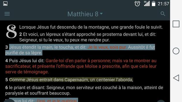 La Bible screenshot 13