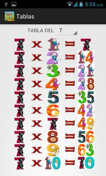 Tablas de Multiplicar screenshot 4