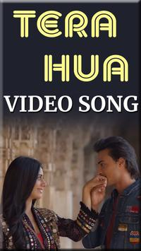 Tera Hua Song Video - Loveratri Movie Songs poster