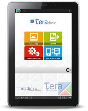 Teradroid 9 beta apk screenshot
