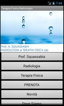 Terapia Fisica Radiologia poster