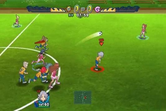 Tips Inazuma Eleven Go Strikers screenshot 1
