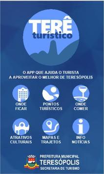 Tere Turístico poster