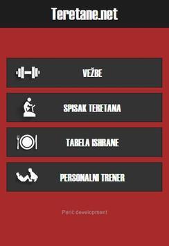 Teretane.net poster