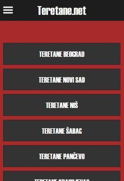 Teretane.net screenshot 4