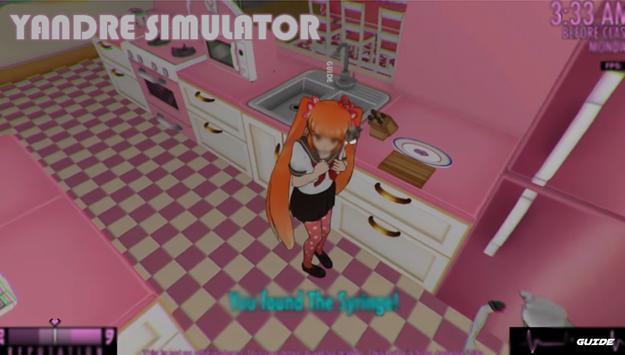 Guide For Yandere Simulator screenshot 4