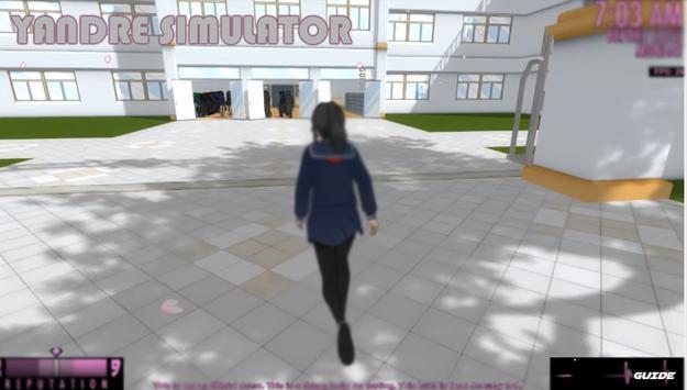 Guide For Yandere Simulator screenshot 5