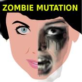 Funny Face Zombis Cartoon icon