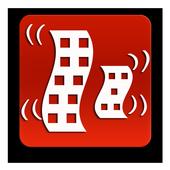Землетрясения и уведомления icon