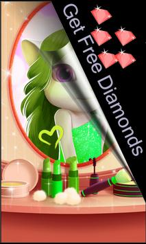 New My Talking Angela-Get Diamonds For Free poster