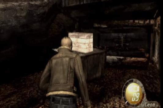 Hint Resident Evil 4 apk screenshot