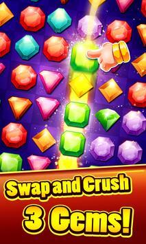 Jewels Match 3 apk screenshot