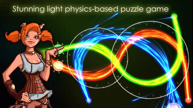 Opticus puzzle - beautiful game with lights screenshot 13