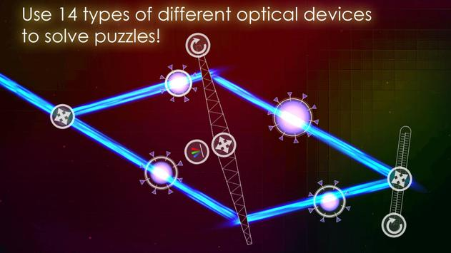 Opticus puzzle - beautiful game with lights screenshot 11