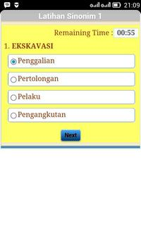 Tes Potensi Akademik (TPA) screenshot 3