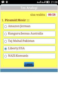 Tes Potensi Akademik (TPA) screenshot 2